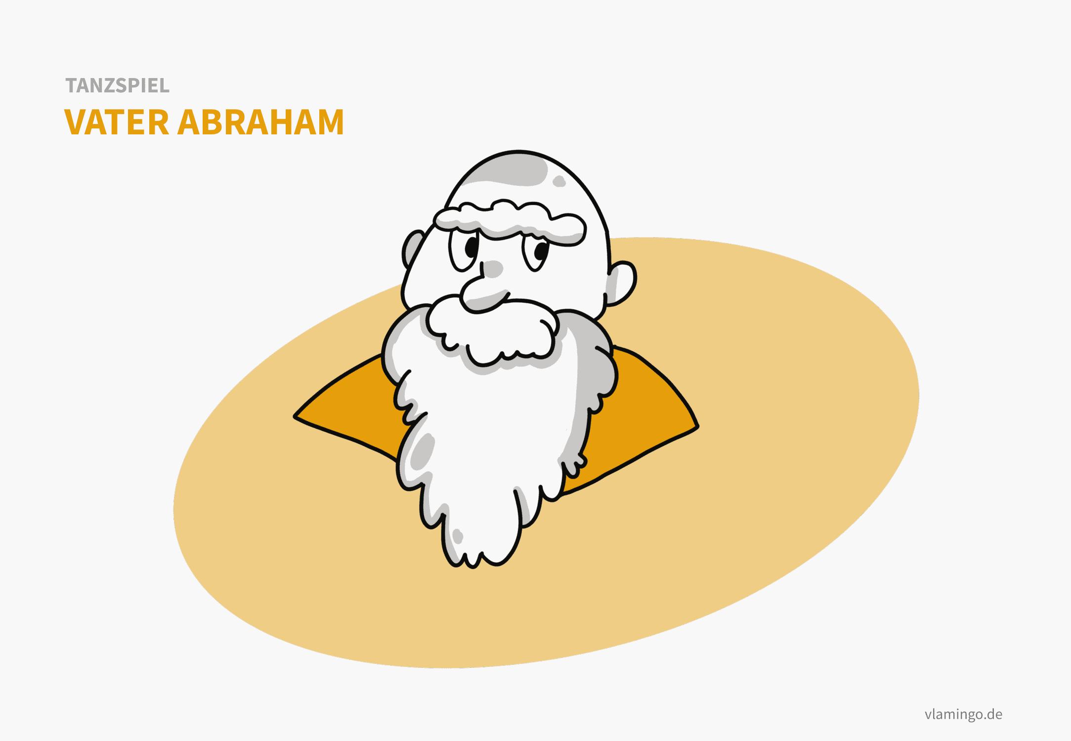 Tanzspiel - Vater Abraham