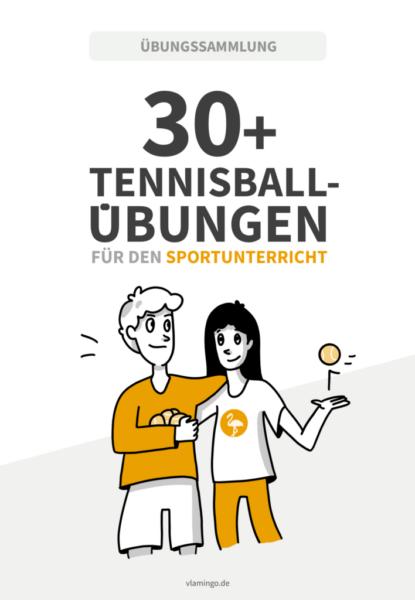Übungen mit dem Tennisball